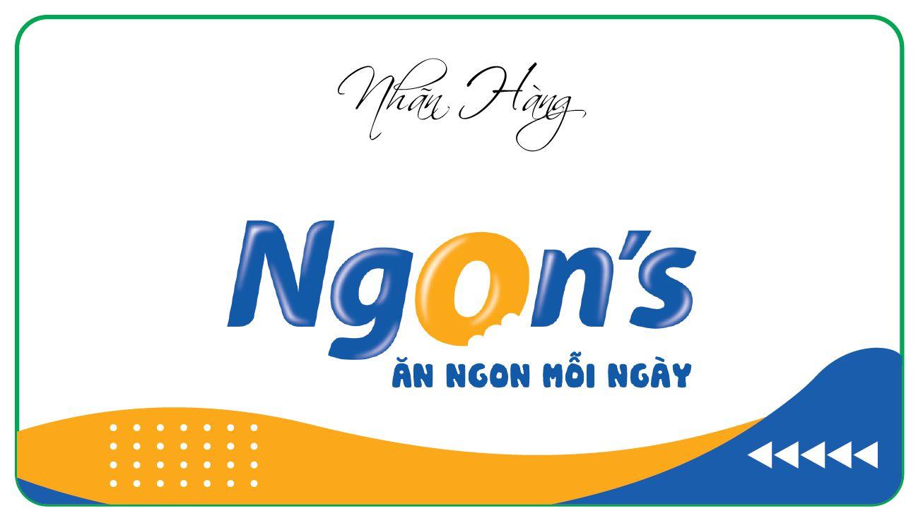 Nhãn hàng Ngon's - Sothako